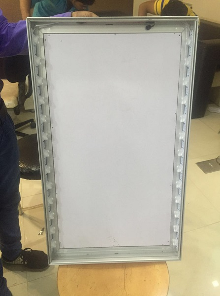 LED Fabric Light Box